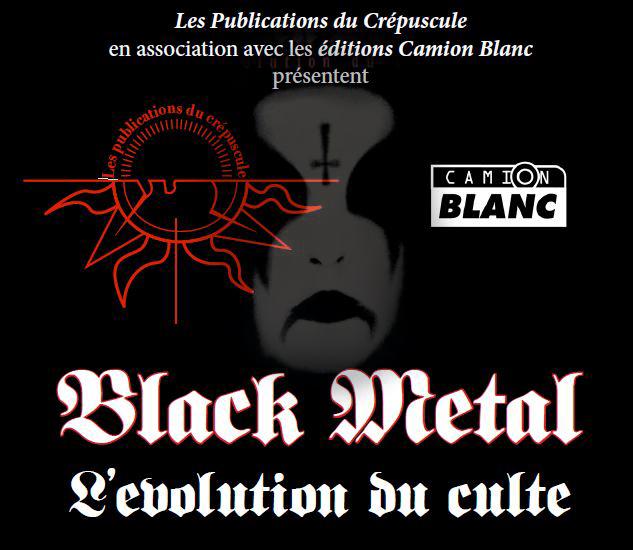 black metal livre patteson camion blanc publications du crépuscule