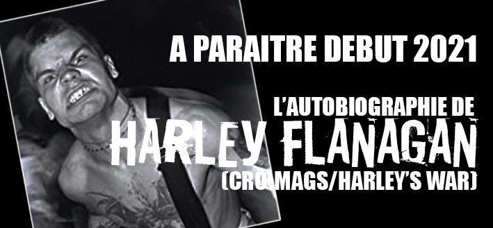 Flanagan biographie Publications du Crépuscule